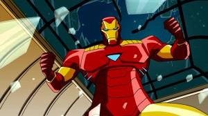 Iron Man nella serie Avenger 1