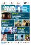 L'Acqua in Testa music festival - Bari 16 - 18 Settembre