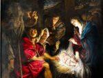 Rubens adorazione dei pastori