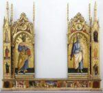 Presentazione del restauro del Polittico di S. Giovanni in Val d'Afra di Matteo di Giovanni