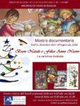 Buon Natale e felice anno nuovo - la cartolina illustrata