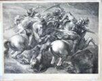 Gérard Edelinck e la Battaglia di Anghiari di Leonardo