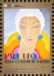 L'Art Déco nella collezione Parenti. Una nuova alba della grafica pubblicitaria alla ricerca del lusso