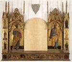Presentazione del restauro del Polittico di S. Giovanni in Val d'Afra